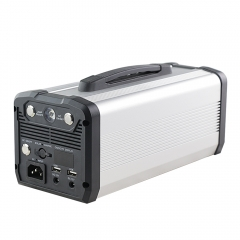 Portable Solar Power Generator for Home Use Storage Power Outdoor Storage Energy Supply